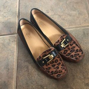 Naturalizer Sophie CowHide Leather loafer
